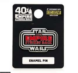 Star Wars: The Empire Strikes Back 40th Anniversary Entertainment Earth Exclusive Pin
