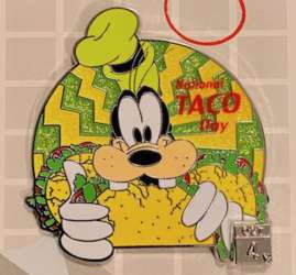 Celebrate Today – National Taco Day - Goofy