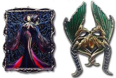 Maleficent Set