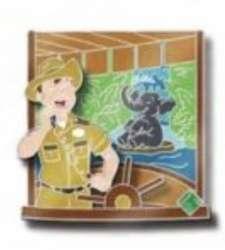 Disneyland - Jungle Cruise Skipper