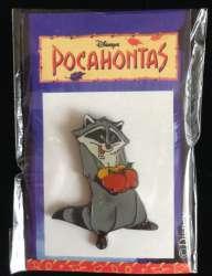 Pocahontas Set (Meeko Holding Fruit)