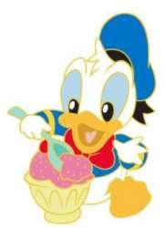 Baby Donald Duck