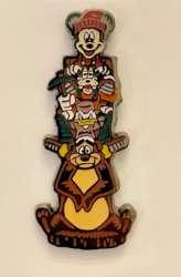 Disney's Wilderness Lodge Totem Pole