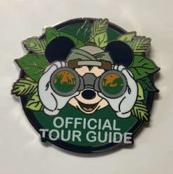 Mickey Mouse - Official Tour Guide only