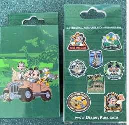 Safari Squad Mystery Box