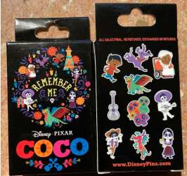 Coco Remember Me Mystery Collection