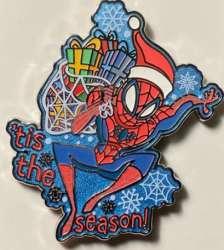 Spider-Man 'tis the season