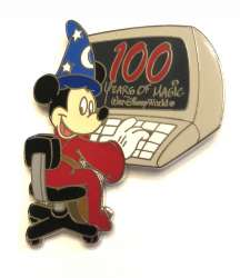 Sorcerer Mickey Computer