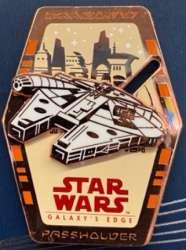 Star Wars: Galaxy's Edge Millennium Falcon Passholder