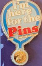 I'm Here For The Pins