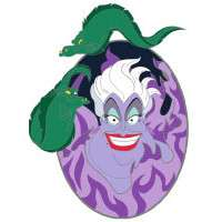Ursula, Flotsom & Jetsom
