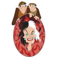 Cruella, Jasper, and Horace