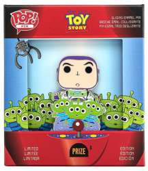 Loungefly - Pixar Toy Story - Pop! Buzz Lightyear and Aliens