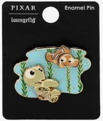 Loungefly - Pixar Finding Nemo - Squirt and Nemo Boxlunch