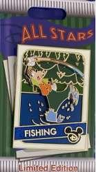 Fishing - Goofy