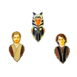 The Clone Wars Pin Pack