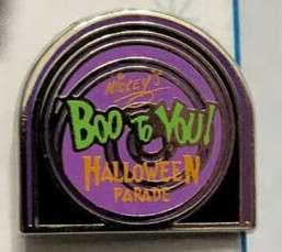 Boo to You Halloween Parade