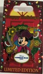 Caribbean Beach Resort - Pirate Minnie