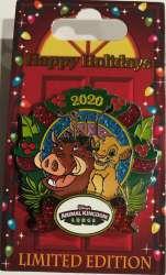 Animal Kingdom Lodge - Simba, Timon and Pumba