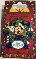 Yacht Club Resort - Captain Mickey