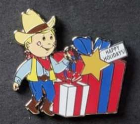 It's A Small World Holiday Mystery Pin Collection 2020
