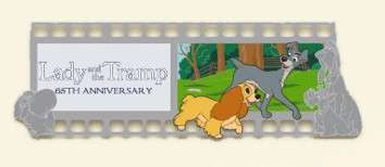 Lady and the Tramp 65th Anniversary