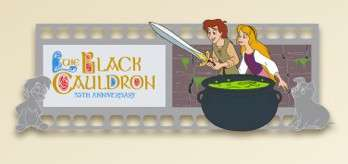 The Black Cauldron 35th Anniversary