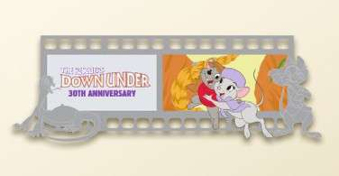 The Rescuers Down Under 30th Anniversary Bianca and Bernard