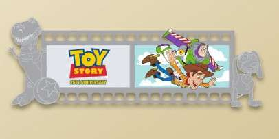 Toy Story 25th Anniversary Buzz and Woody