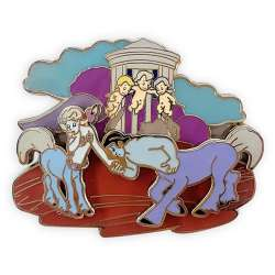 Centaur and Cherubs