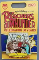 The Rescuers Down Under 30th Anniversary