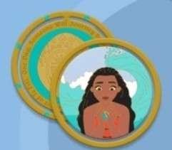 Moana Heart of Te Fiti