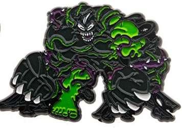 Venomized Hulk