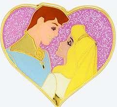 Prince Phillip & Aurora Heart