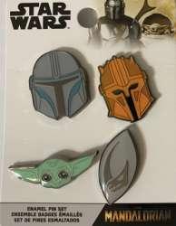 Star Wars: The Mandalorian Set from Walmart