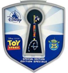 Toy Story 25th Anniversary Special Edition Key