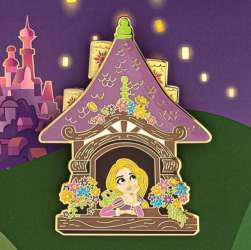 Rapunzel and Pascal Limited Edition