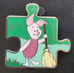 Character Connection Mystery Collection Winnie the Pooh Puzzle