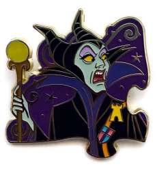 Maleficent quadrant puzzle