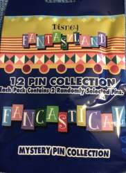 Fantasyland Fancastical Cast Exclusive Mystery Collection