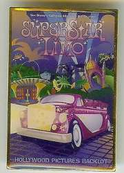 Superstar Limo Poster Pin