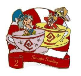 2 Teacups Twirling