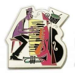 Joe Gardner Playing Piano