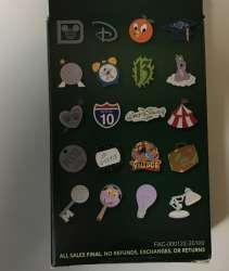 Celebrating 20 Years Pin Event - Tiny Set