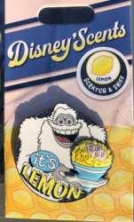 It's Lemon - Monsters INC. Abominable Snowman