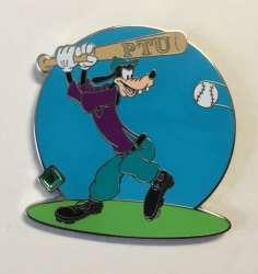 Pin Trading University - Goofy Baseball