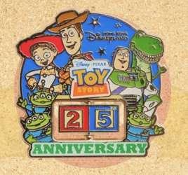 Woody, Jessie, Buzz, T-Rex and Aliens