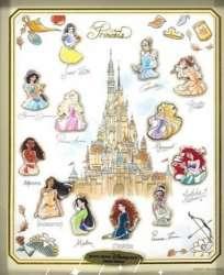 Castle of Magical Dreams Princess Frame Set
