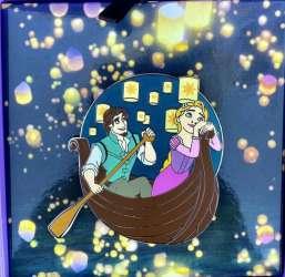 Rapunzel and Flynn Jumbo