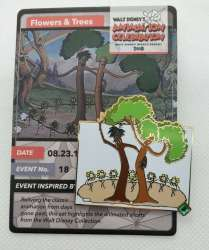 Celebrating 20 Years Pin Event - Re-Collections Trading Card & Pin